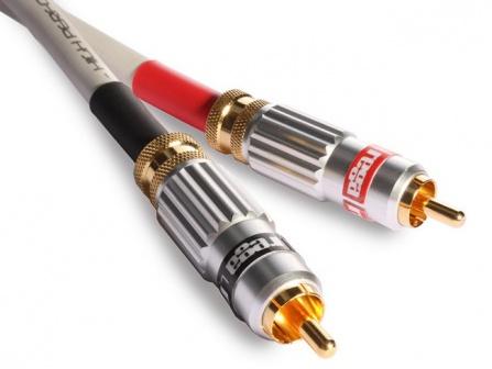 RCA-RCA kabel pro gramofon Rega Couple 2
