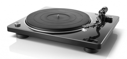Denon DP-400 Black