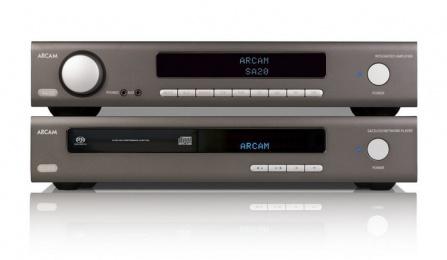 Set Arcam HDA SA20 a Arcam HDA CDS50