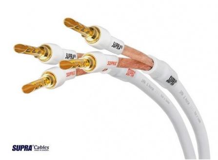 Reproduktorový set Supra XL Annorum Bi-Wire Combicon Anniversary - 3 m