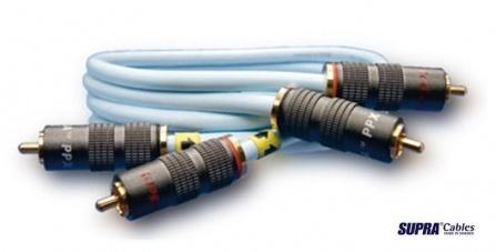 RCA-cinch signálový kabel Supra DAC-X