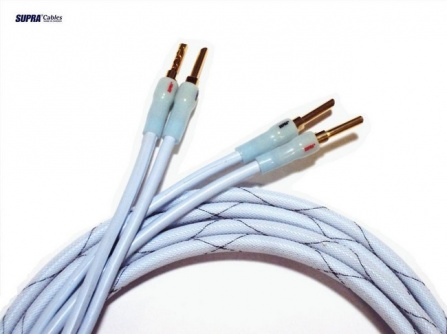 SUPRA Classic SET 2x6.0 Single-wire CombiCon 2x 5m