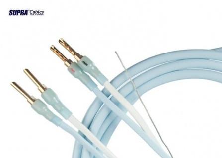 SUPRA PLY/S SET Loudspeaker Cable 2.1 - 2x 4 metry