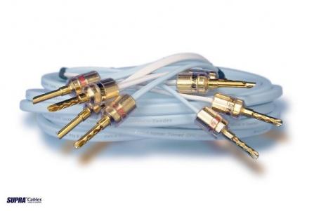 SUPRA PLY/S SET Loudspeaker Cable 2.2 - 2x 3m