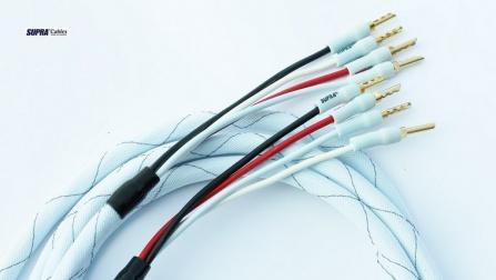SUPRA Rondo SET 4x4.0 Bi-wire CombiCon 2x 2 m
