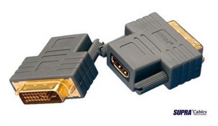 SUPRA HDMI/DVI Adapter