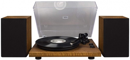 Crosley C62 Walnut