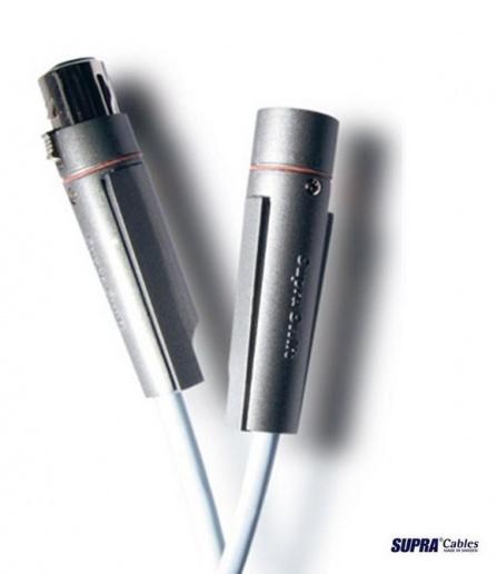 Digitální symetrický kabel SUPRA DAC - XLR AES / EBU (1ks)