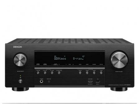 Denon AVR-S950H Black