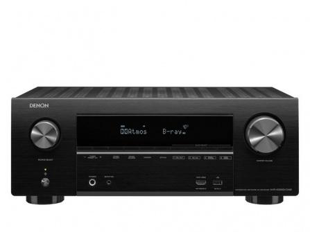 Denon AVR-X2600H DAB Black