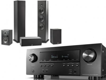 Denon AVR-S950H + Polk Audio Série T