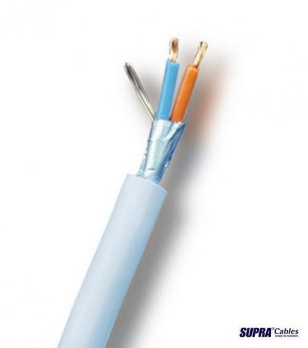 Dvoužilový analogový propojovací kabel SUPRA SubLink