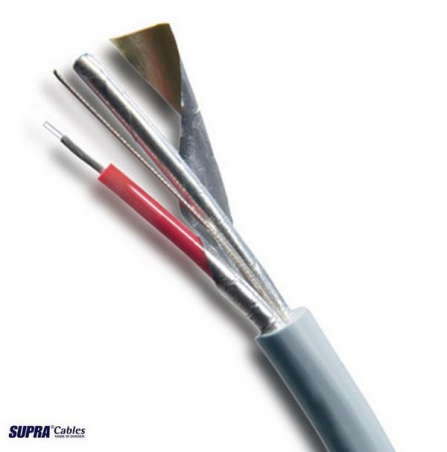 Analogový kabel v metráži SUPRA EFF - I