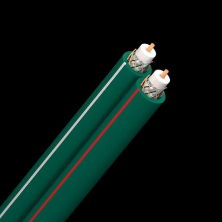 Audioquest ITA 3/3 Dvoj-žilový audio signálový kabel