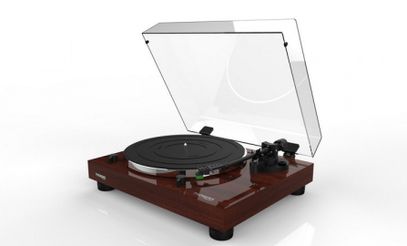Thorens TD-202 s prenoskou Audio-Technica AT 95e