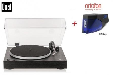 DUAL DT 450 + Ortofon 2M Blue