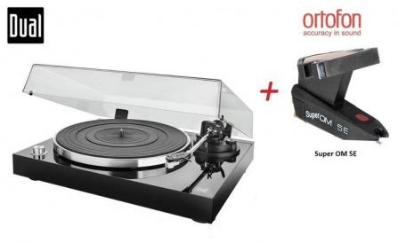 Dual DT 500 USB + Ortofon Super OM 5E