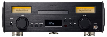 Teac NR-7CD Black