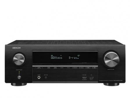 Denon AVR-X1600 DAB Black