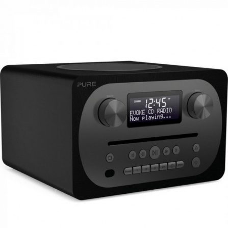 Pure Evoke C-D4 Black
