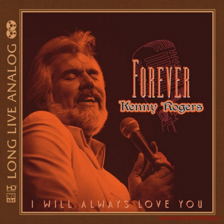 Kenny Rogers - Forever CD/AAD