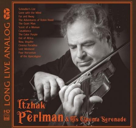Itzhak Perlman - His Cinema Serenade CD