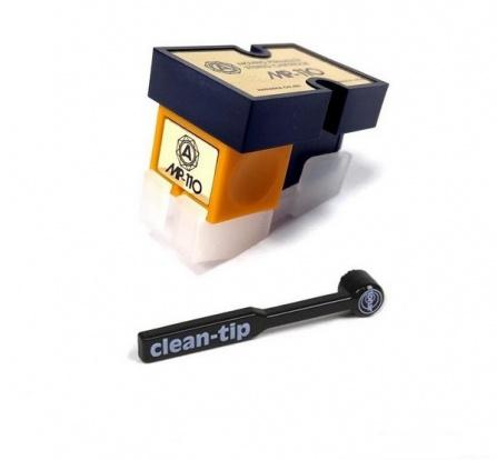 Nagaoka MP-110 + Tonar Clean Tip Carbon Fiber Stylus