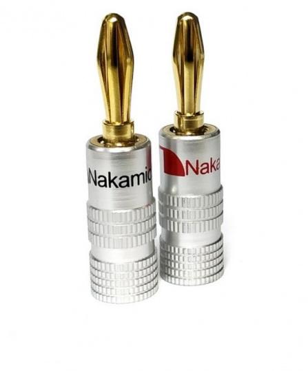 Nakamichi Banana Plugs N0534