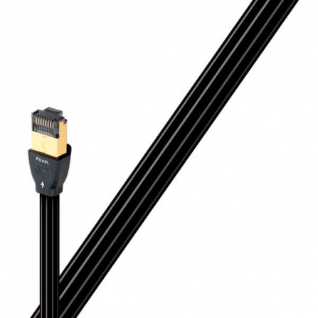 Audioquest RJ/E Pearl 0,75 m kabel ethernet CAT7