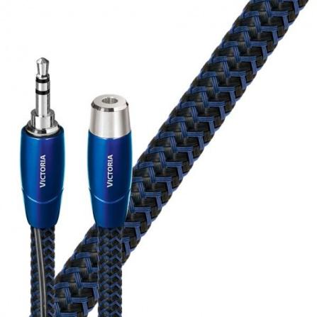 Audioquest Victoria JJ 2 m - kabel audio 3,5 mm - 3,5 mm (male na female)