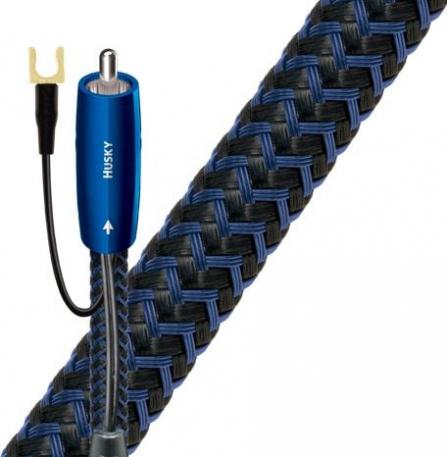 Audioquest Husky 1 x RCA - 1 x RCA- kabel k subwooferu 2 m