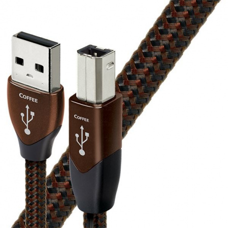 Audioquest Coffee USB 0,75m A na B