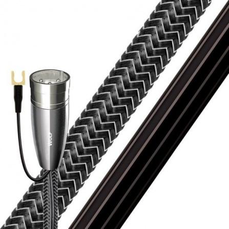 Audioquest Wolf XLR - XLR 5m - subwoofer kabel