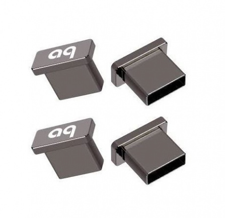 Audioquest USB Noise-Stopper Caps-set 4 ks