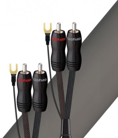 Audioquest Leopard - RCA x RCA 1,2 m