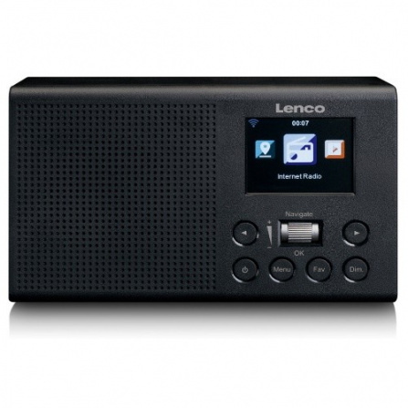Lenco DIR-60 Black