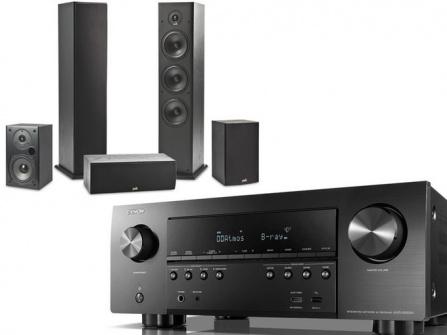 Denon AVR-S960H + Polk Audio Série T