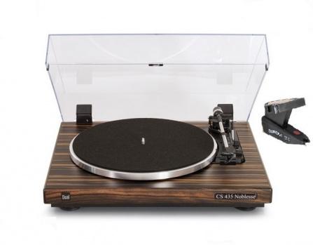 DUAL CS 435 NOBLESSE Limited Edition + Ortofon Super OM 5E