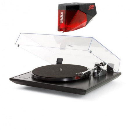 DUAL CS 800 Black + Ortofon 2M RED
