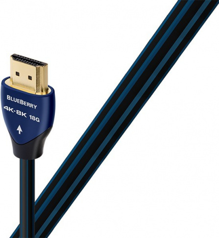 Audioquest BlueBerry HDMI 0,6 m - kabel HDMI-HDMI