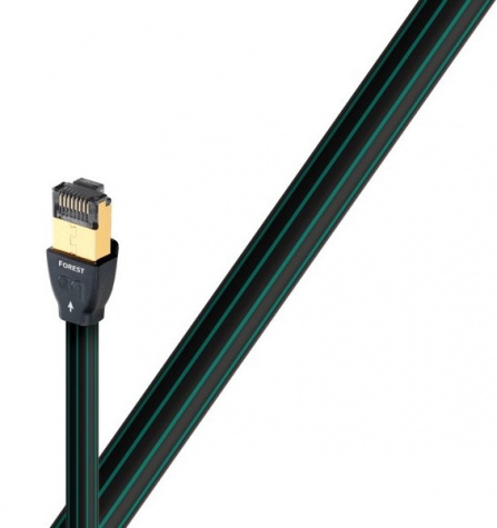 Audioquest Forest ethernet 5,0 m - ethernet kabel RJ/E