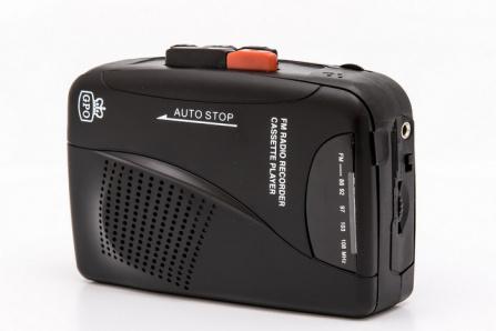 GPO Cassette Walkman