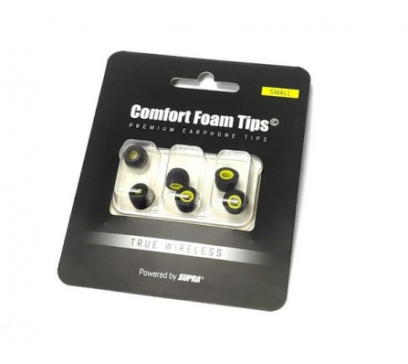Sound by Sweden Comfort Foam Tips Small