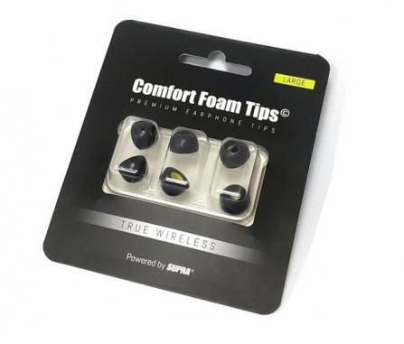 Sound by Sweden Comfort Foam Tips Large