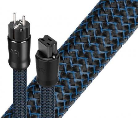 Audioquest Monsoon XTRM, napájecí kabel 1,0 m, koncovka IEC C-19