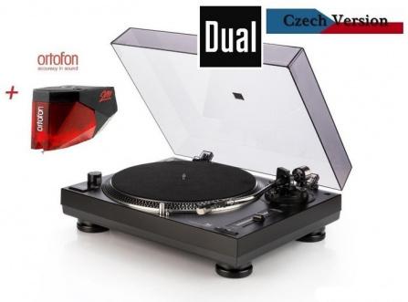 Dual DT 303 Direct Drive USB + Ortofon 2M RED