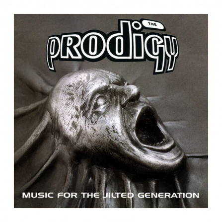PRODIGY - MUSIC FOR THE JILTED GENERATION 2LP