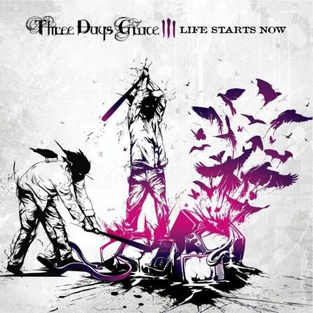 Three Days Grace - Life Starts Now LP