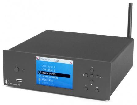 Streamer Project Box DS+ černý