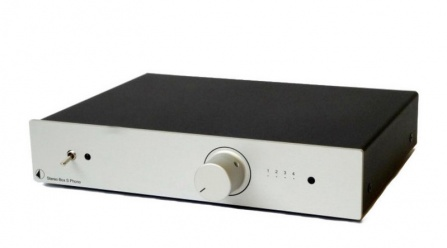 Zesilovač Project Stereo Box S Phono